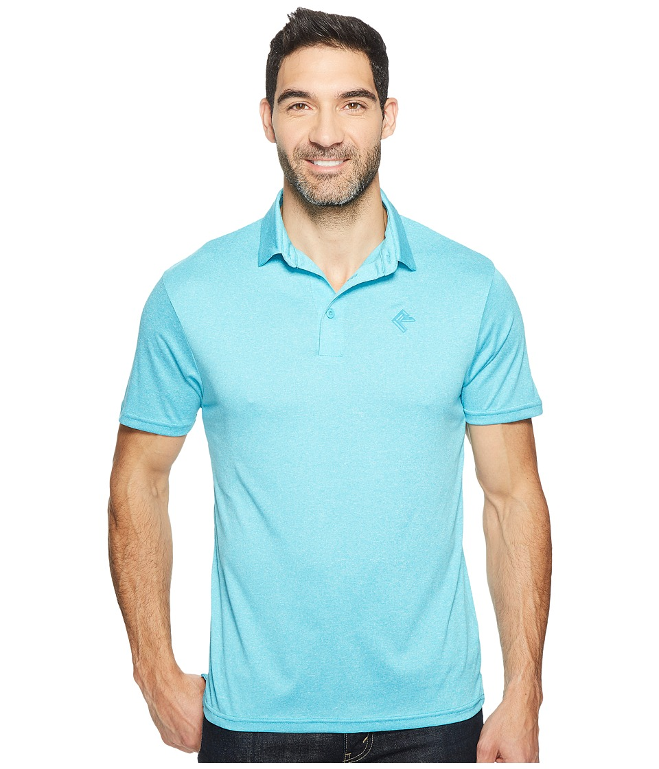 Rock and Roll Cowboy - Short Sleeve Polo P9P2100