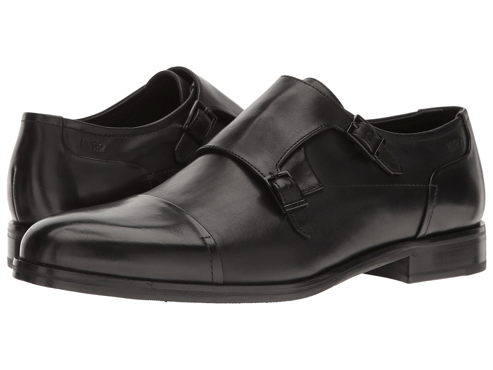 BOSS Hugo Boss Temptation Double Monk (Black) Men