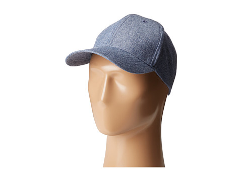Hat Attack Water Resistant Baseball Cap - Navy