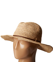 Hat Attack - Raffia Crochet Continental