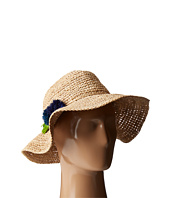 Hat Attack - Chunky Crochet Continental w/ Pom Tassel