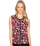 Calvin Klein - Printed Sleeveless Top