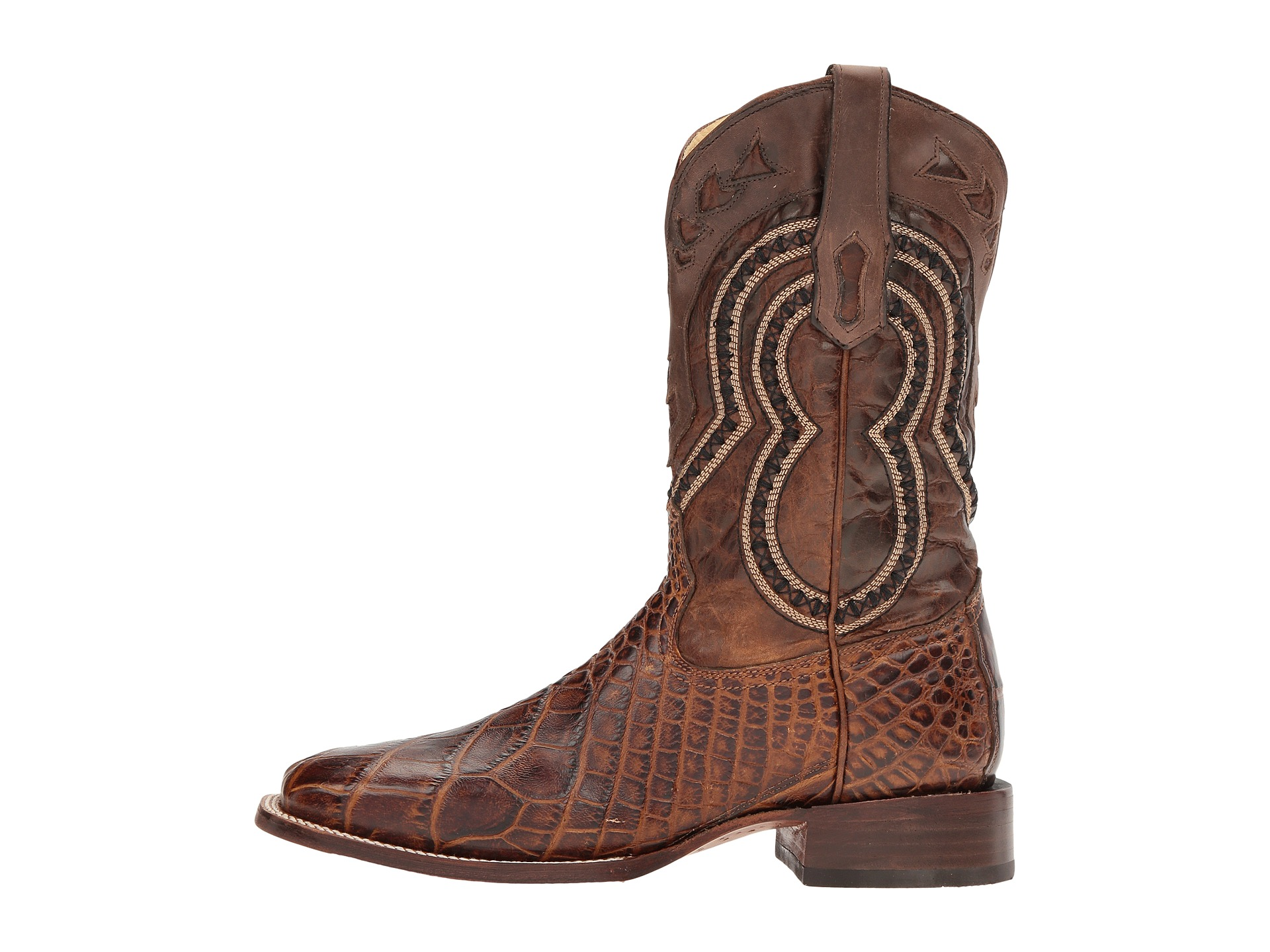 corral boots a3083 brown zappos free shipping both ways