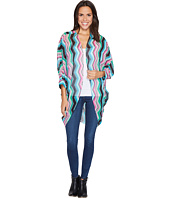Rock and Roll Cowgirl - 3/4 Sleeve Kimono B4-2525