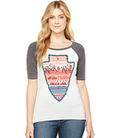 Rock and Roll Cowgirl - 1/2 Sleeve Tee 49T2103