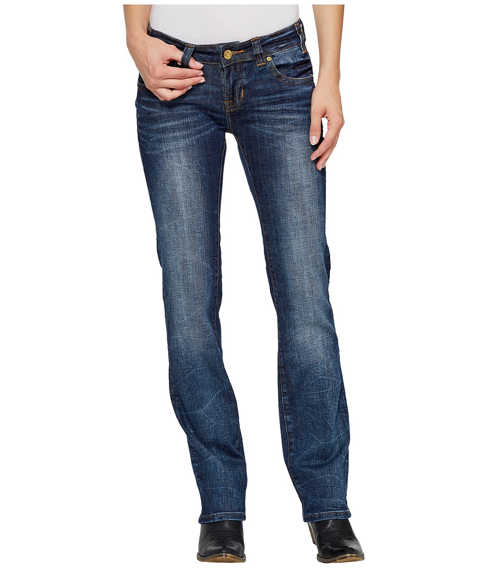 Rock and Roll Cowgirl Rival Straight in Dark Vintage W62325S (Dark Vintage) Women