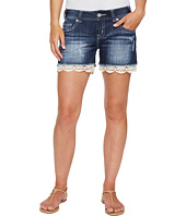 Rock and Roll Cowgirl - Low Rise Shorts in Dark Vintage 68-2342