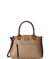 Calvin Klein - Key Item Monogram Satchel