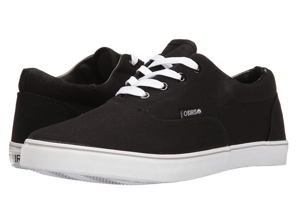 Osiris - SD (Black/White/Grey) Skate Shoes