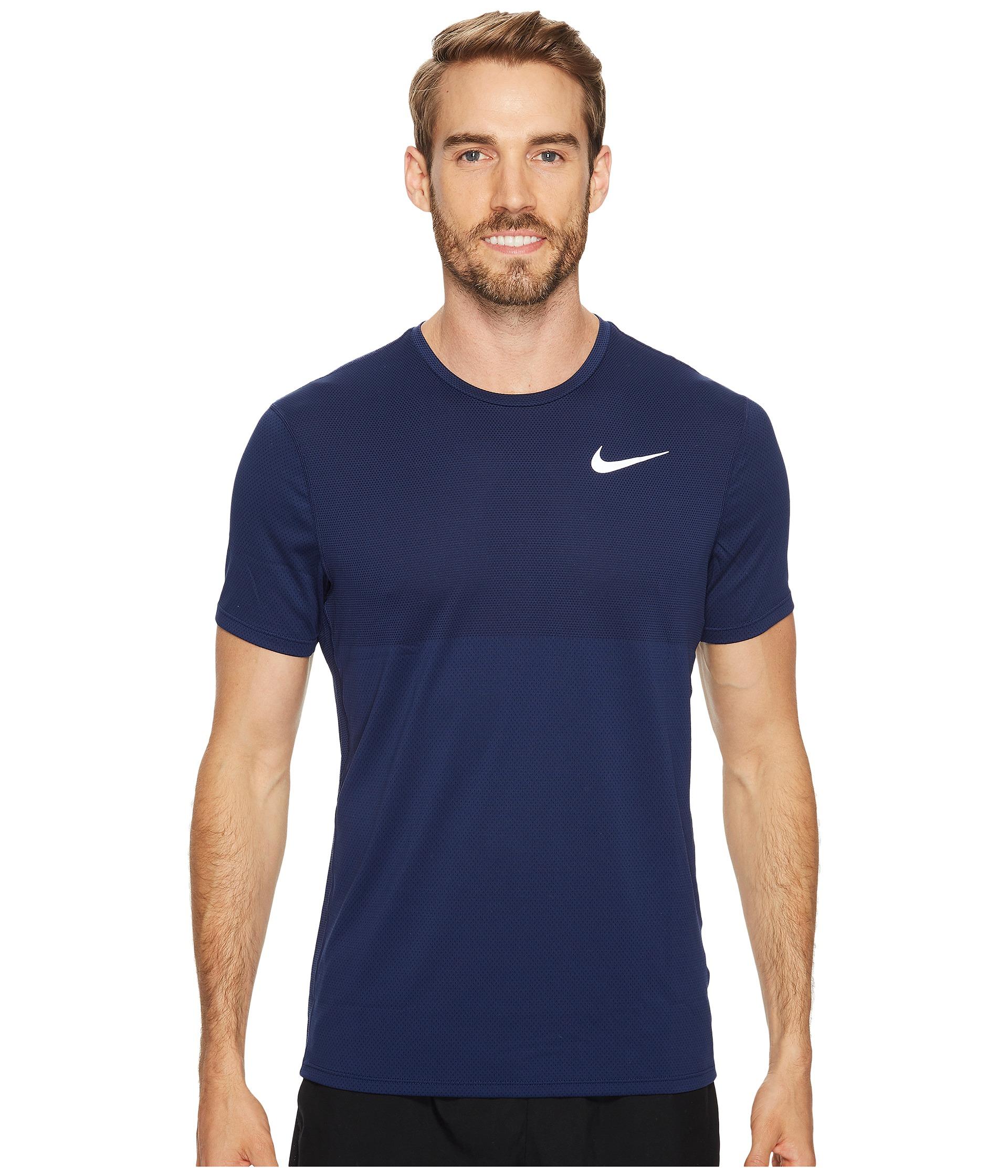 Nike Zonal Cooling Relay Short Sleeve Running Top at new ... 01bacfae7