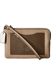 COACH - Color Block Small Wristlet