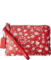 COACH - Box Program Wild Heart Small Wristlet