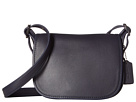 Glovetanned Leather Saddle Bag 18