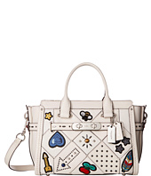COACH - Embellished Canyon Quilt Coach Swagger 27