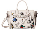 COACH - Embelished Canyon Quilt Coach Swagger 27