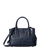 COACH - Embossed Croc Brooklyn 28 Carryall