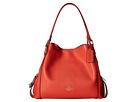 Pebbled Leather Edie 31 Shoulder Bag