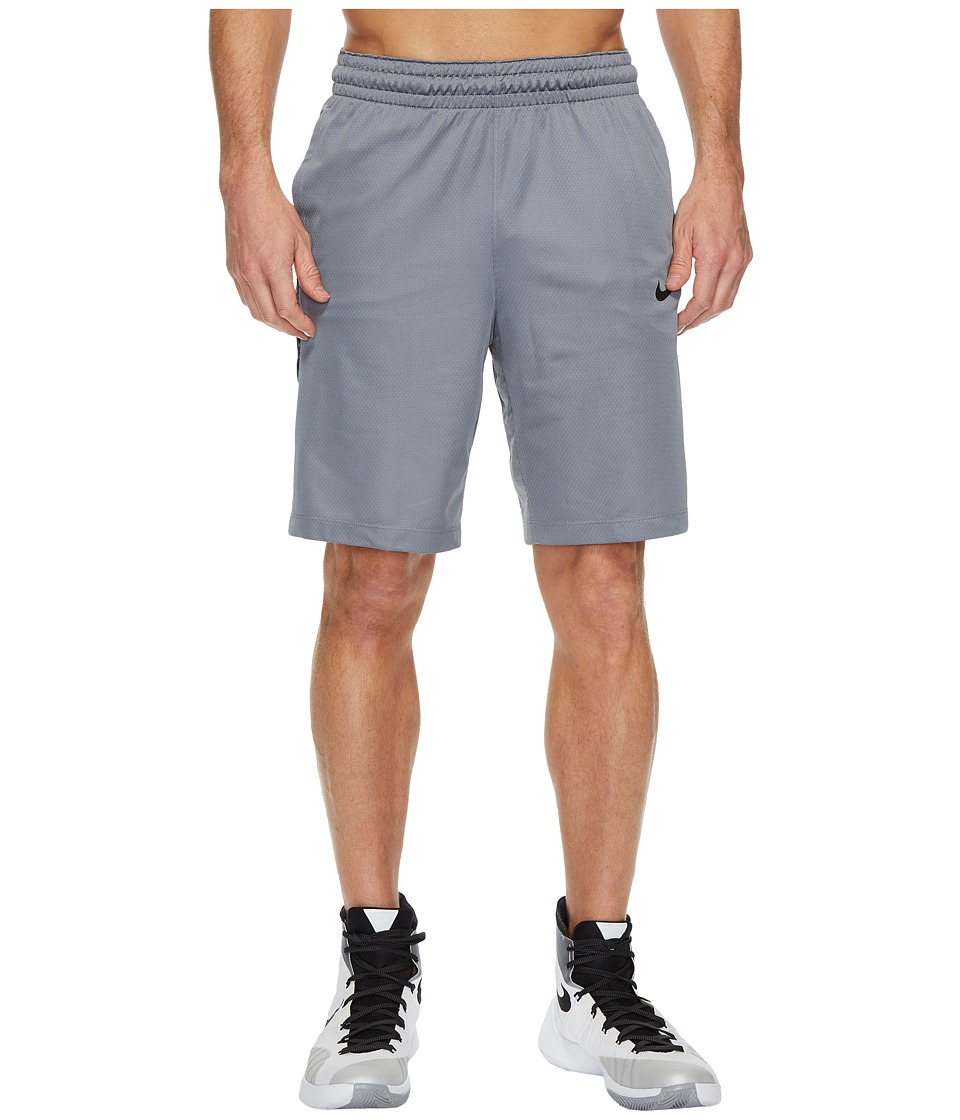 Nike Basketball Short (Cool Grey/Black) Men