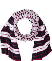 M Missoni - Broken Zigzag Scarf