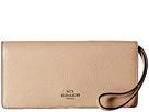 Colorblock Slim Wallet