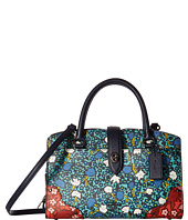 COACH - Multi Floral Mercer 24 Satchel