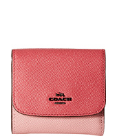 COACH - Colorblock Small Wallet