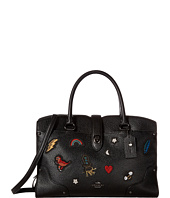 COACH - Souvenir Embroidery Mercer 30 Satchel