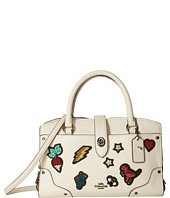 COACH - Souvenir Embroidery Mercer 24 Satchel