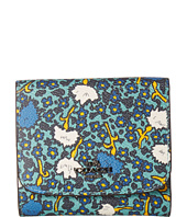 COACH - Yanke Floral Print Small Wallet