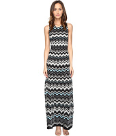 M Missoni - Lurex Zigzag Maxi Dress