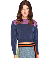 M Missoni - Metallic Stripe Sweater