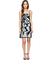 M Missoni - Lurex Lightening Intarsia Dress