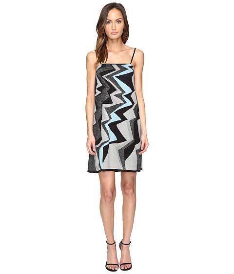 M Missoni Lurex Lightening Intarsia Dress