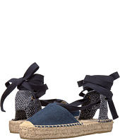 Soludos - Denim Platform Gladiator Sandal