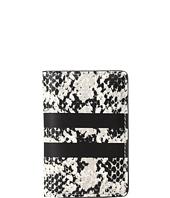 COACH - Python Stripe Card Wallet