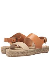 Soludos - Bi-Color Platform Sandal