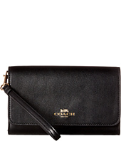 COACH - Box Program Phone Clutch
