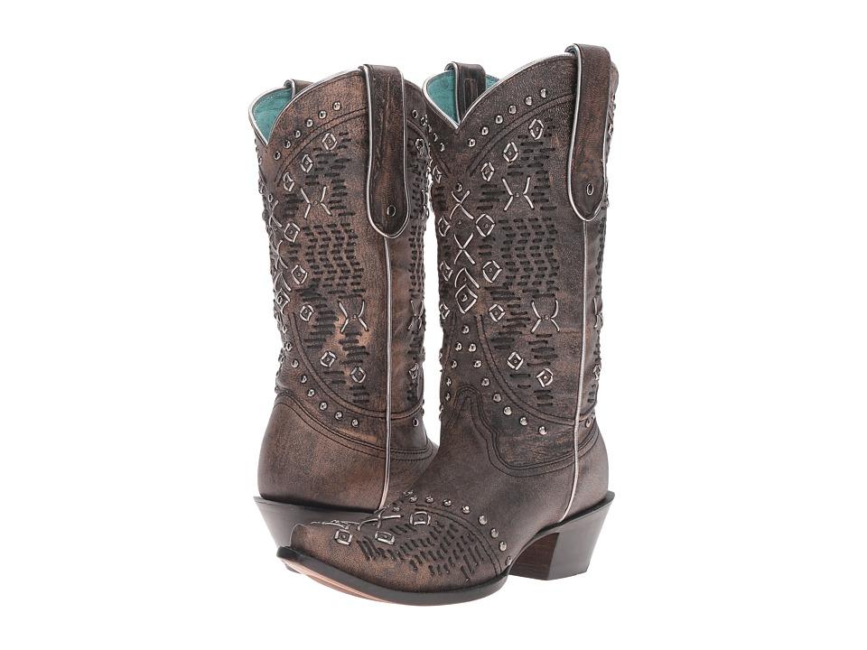 Corral Boots C2949 (Black/Metallic) Women