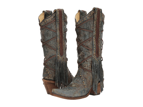 Corral Boots A3147 - Blue/Brown