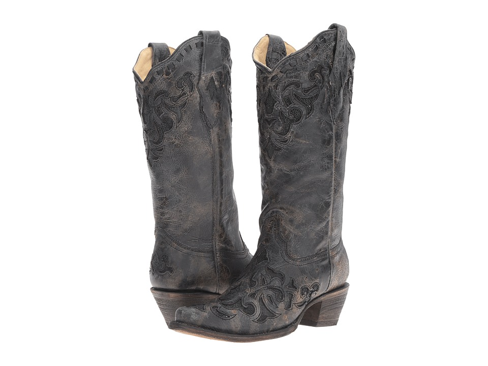 Corral Boots A3124 (Metallic/Grey) Women