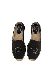 Soludos - Hi Embroidered Smoking Slipper