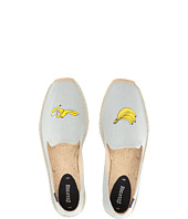 Soludos - Banana Embroidered Smoking Slipper