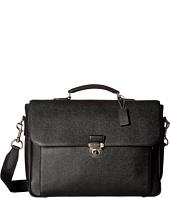 COACH - Crossgrain Metropolitan Briefcase
