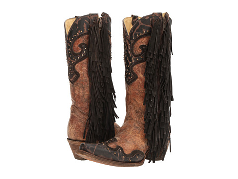 Corral Boots A3149 - Brown/Chocolate