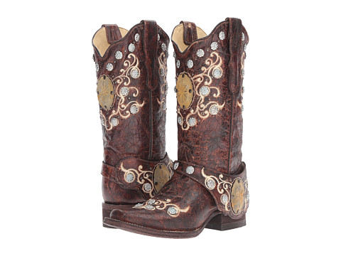 Corral Boots E1041 - Brown