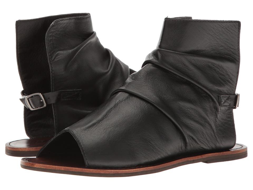 Matisse Wesley (Black Leather) Women