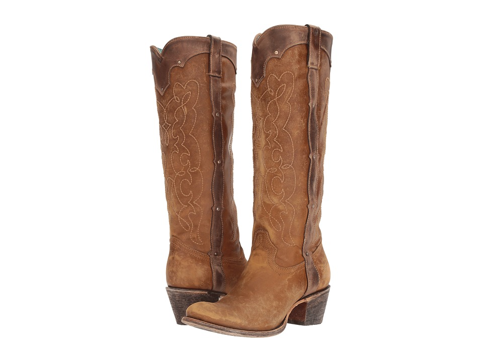 Corral Boots - C1971 (Brown) Womens Boots