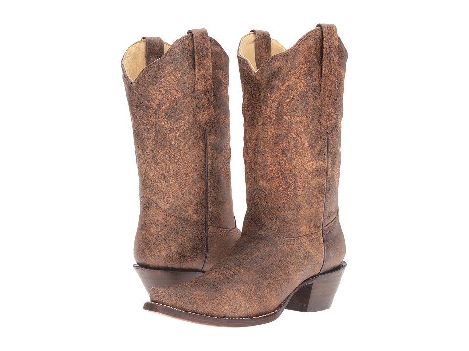 Corral Boots - C2033 (Brown) Womens Boots