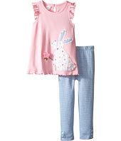 Mud Pie - Bunny Tunic and Leggings Set (Infant/Toddler)