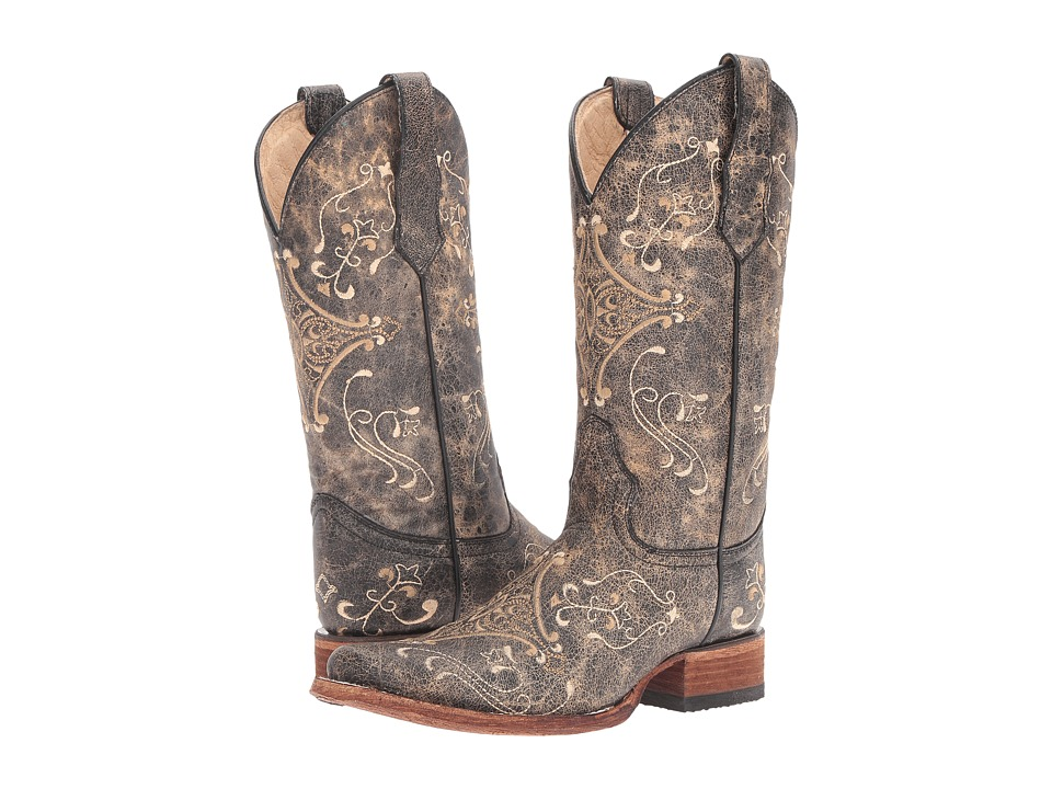 Corral Boots - L5078 (Brown/Bone) Womens Boots